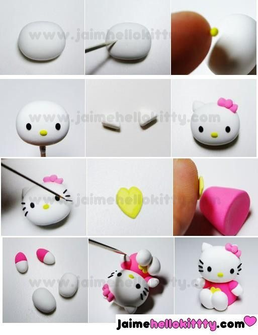 "fimo ""hello kitty"""